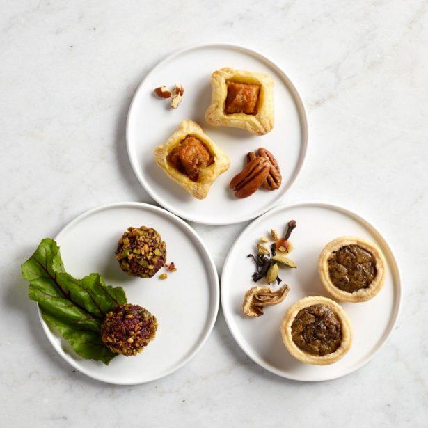 gourmet vegetarian appetizers - 600×600
