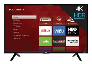 Preview TCL S-Series TV Smart TV with Roku