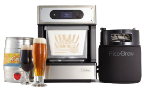 Preview PicoBrew's Pico homebrew craft beer