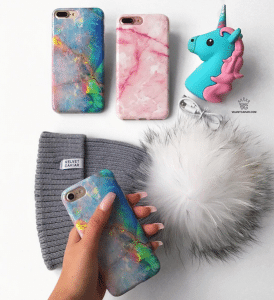 Velvet Caviar Marble Phone Cases and Accessories