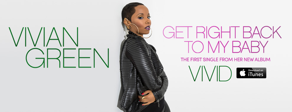 Vivian Green New Album Summer 2017